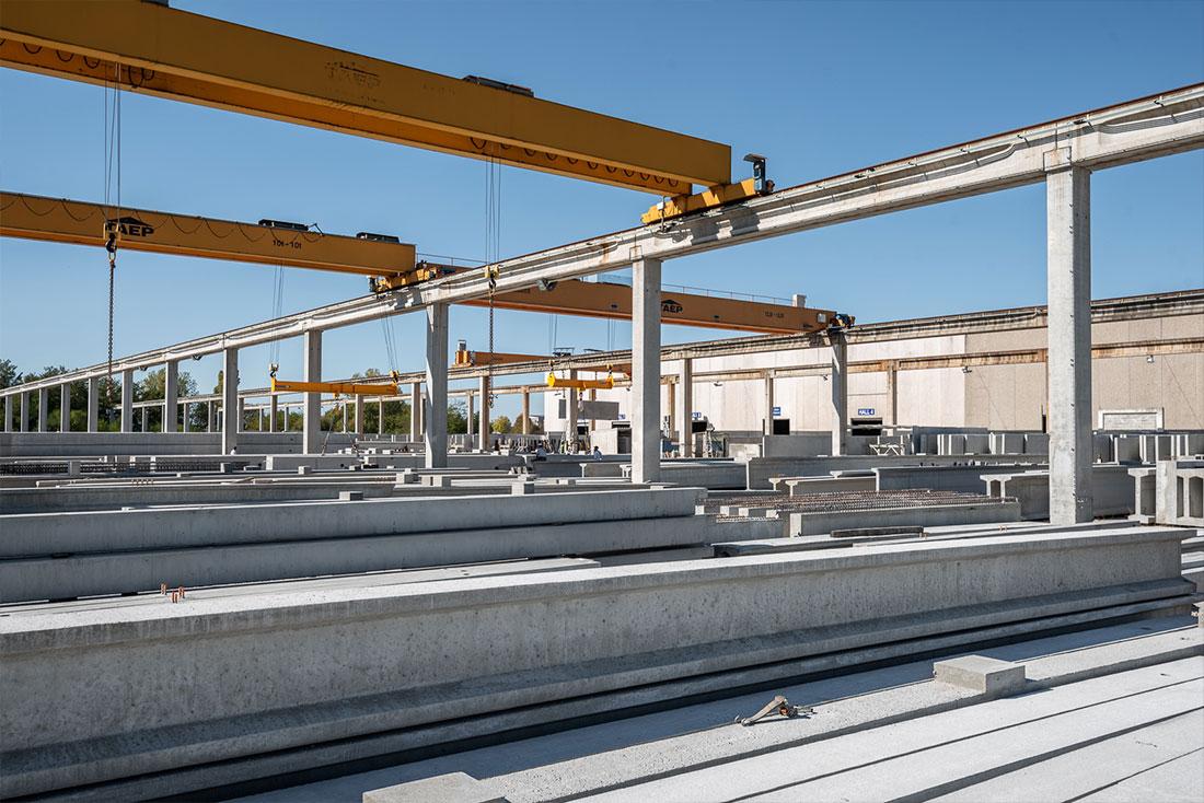Eurobeton nos services beton capacite